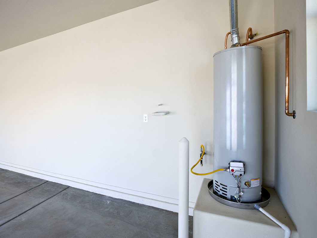 Is Your Water Heater in Hot Water?